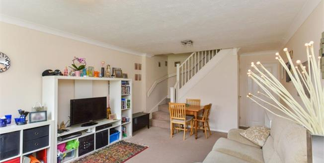 Offers in excess of £225,000, 2 Bedroom Terraced House For Sale in Newport Pagnell, MK16