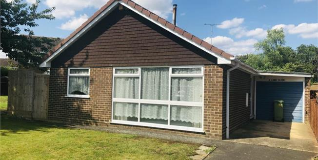 Asking Price £325,000, 3 Bedroom Detached Bungalow For Sale in Newport Pagnell, MK16