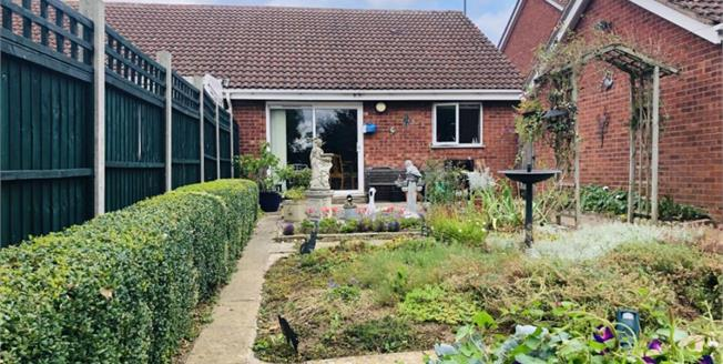 Offers Over £275,000, 2 Bedroom Semi Detached Bungalow For Sale in Bradville, MK13