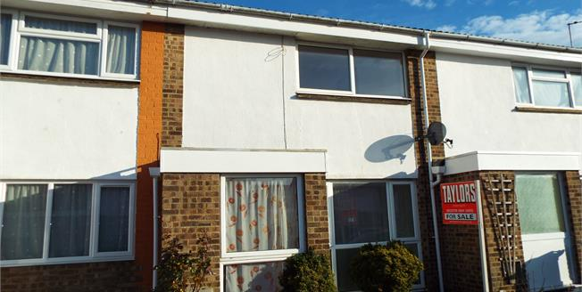 Guide Price £235,000, 2 Bedroom Terraced House For Sale in Bicester, OX26