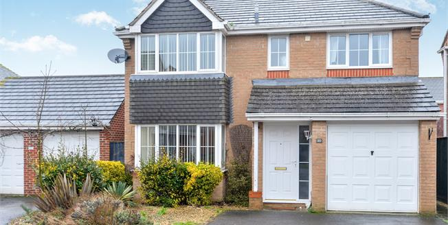 Offers in excess of £425,000, 4 Bedroom Detached House For Sale in Bicester, OX26