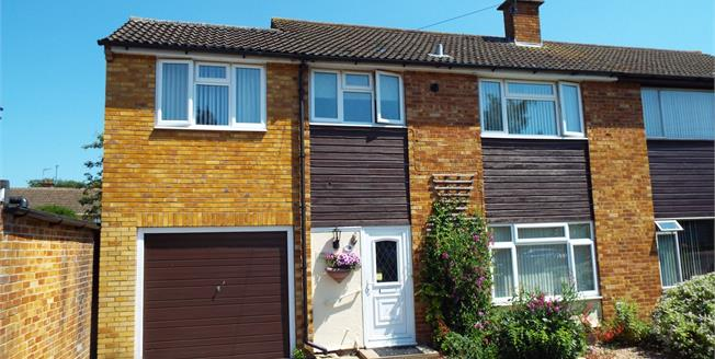 Asking Price £375,000, 4 Bedroom Semi Detached House For Sale in Bicester, OX26