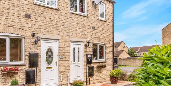 Offers in excess of £250,000, 2 Bedroom Terraced House For Sale in Bicester, OX26