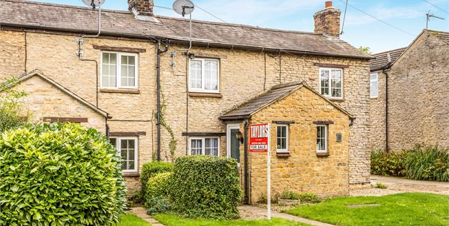 Asking Price £290,000, 2 Bedroom Terraced Cottage For Sale in Launton, OX26