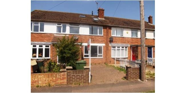 Asking Price £330,000, 5 Bedroom Terraced House For Sale in Bicester, OX26
