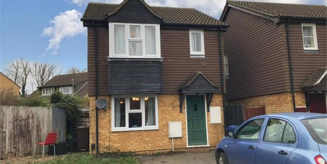 Asking Price £310,000, 3 Bedroom Detached House For Sale in Bicester, OX26