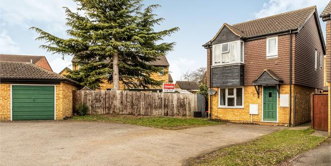 Asking Price £300,000, 3 Bedroom Detached House For Sale in Bicester, OX26