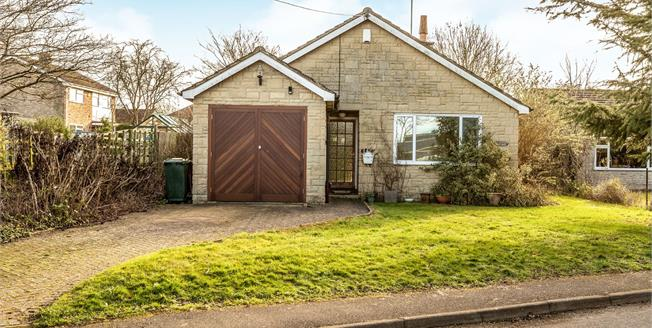 Asking Price £350,000, 2 Bedroom Detached Bungalow For Sale in Fewcott, OX27