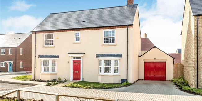 Offers in excess of £475,000, 4 Bedroom Detached House For Sale in Bicester, OX26