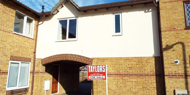 Asking Price £195,000, 1 Bedroom Terraced For Sale in Bicester, OX26