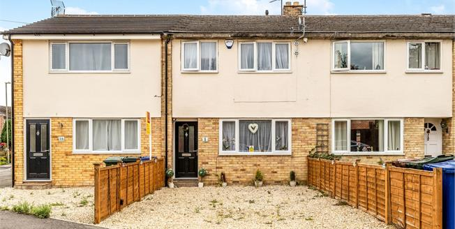 Asking Price £350,000, 3 Bedroom Terraced House For Sale in Bicester, OX26