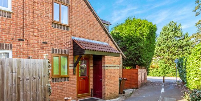 Asking Price £260,000, 2 Bedroom Terraced House For Sale in Bicester, OX26