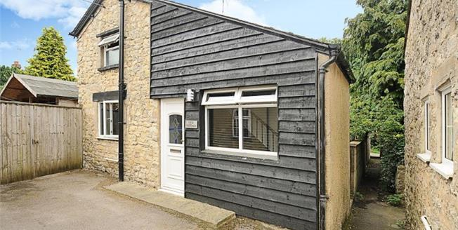 Offers Over £200,000, 2 Bedroom Detached Cottage For Sale in Whitfield, NN13