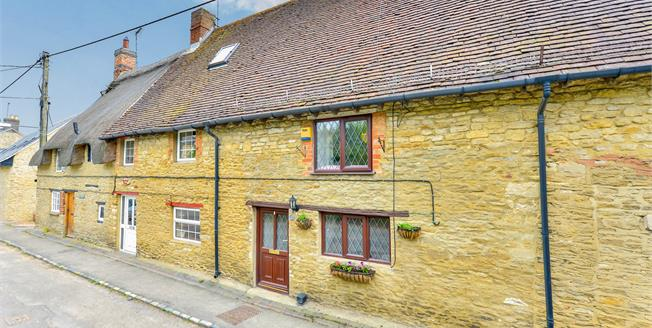 Offers in excess of £269,950, 2 Bedroom Terraced Cottage For Sale in Westbury, NN13