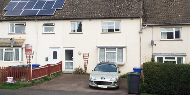 Guide Price £215,000, 3 Bedroom Terraced House For Sale in Middleton Cheney, OX17
