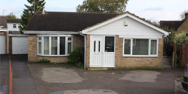 Asking Price £340,000, 3 Bedroom Detached Bungalow For Sale in Brackley, NN13