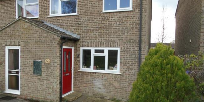 £220,000, 3 Bedroom Semi Detached House For Sale in Brackley, NN13