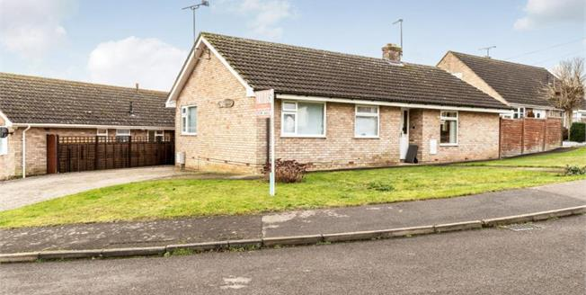 Offers in excess of £290,000, 3 Bedroom Detached Bungalow For Sale in Croughton, NN13
