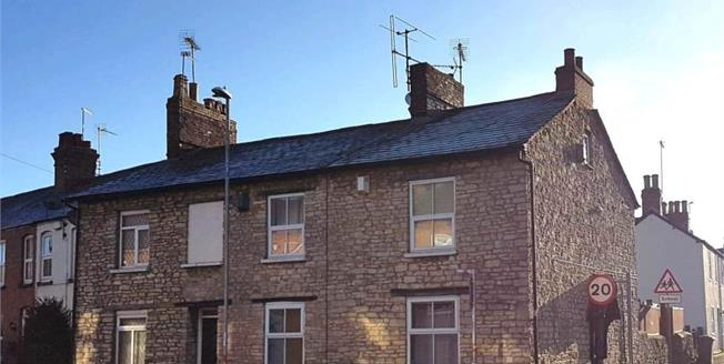 Offers Over £220,000, 3 Bedroom End of Terrace House For Sale in Brackley, NN13