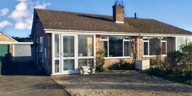 Offers in excess of £250,000, 2 Bedroom Semi Detached Bungalow For Sale in Brackley, NN13