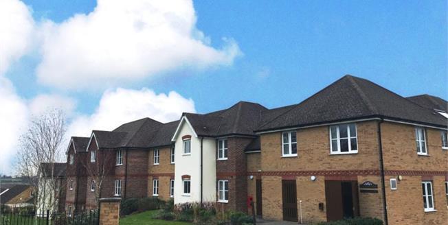 Offers Over £155,000, 1 Bedroom Upper Floor Flat For Sale in Brackley, NN13