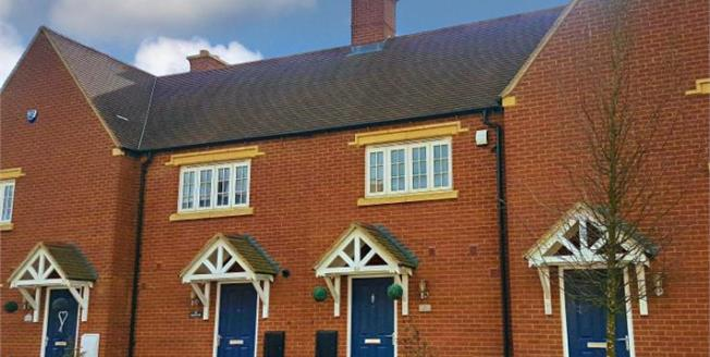 Offers Over £230,000, 2 Bedroom Terraced House For Sale in Brackley, NN13