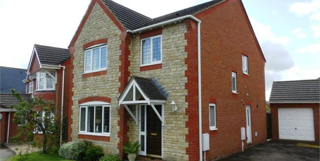 Asking Price £380,000, 4 Bedroom Detached House For Sale in Brackley, NN13