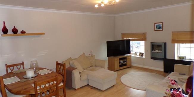 Offers in the region of £149,995, 2 Bedroom Upper Floor Flat For Sale in Brackley, NN13