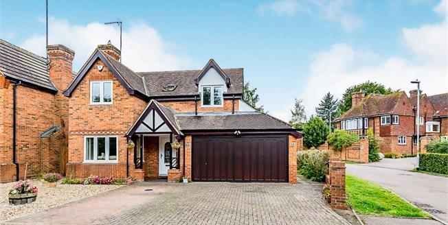 Asking Price £455,000, 4 Bedroom Detached House For Sale in Brackley, NN13