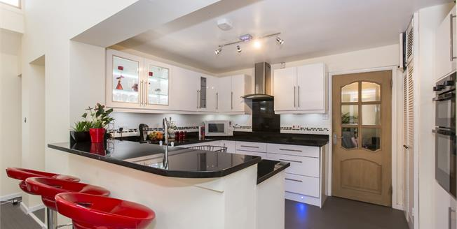 Offers Over £300,000, 4 Bedroom Detached House For Sale in Hucclecote, GL3