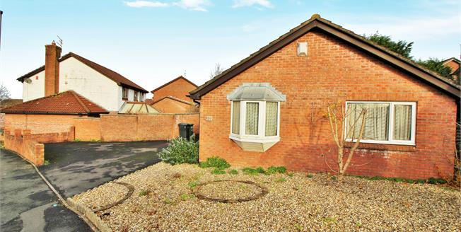 Offers in excess of £300,000, 2 Bedroom Detached Bungalow For Sale in Stoke Gifford, BS34