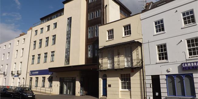 Asking Price £132,500, 1 Bedroom Flat For Sale in Cheltenham, GL50