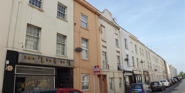 Offers Over £145,000, 2 Bedroom Terraced House For Sale in Cheltenham, GL50