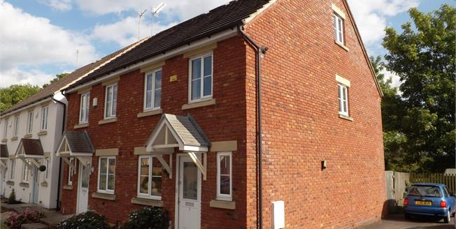 Guide Price £240,000, 3 Bedroom Semi Detached House For Sale in Cheltenham, GL51