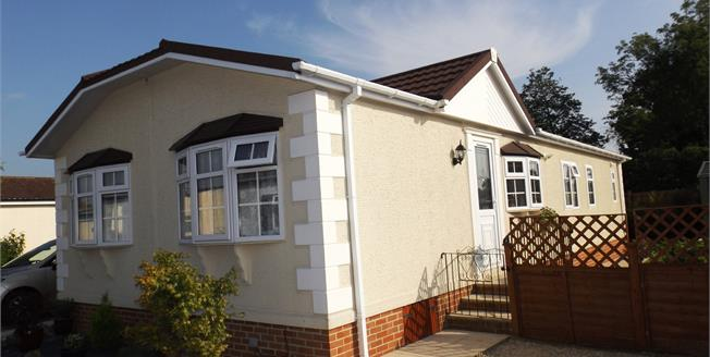 Guide Price £190,000, 3 Bedroom Detached Mobile Home For Sale in Cheltenham, GL51