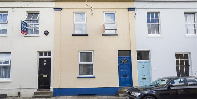 Offers in excess of £240,000, 3 Bedroom Terraced House For Sale in Cheltenham, GL52