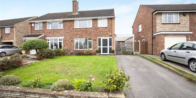 £335,000, 3 Bedroom Semi Detached House For Sale in Cheltenham, GL51