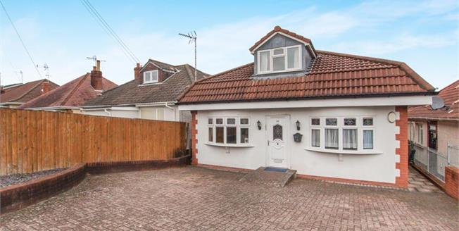 Guide Price £299,950, 4 Bedroom Detached House For Sale in Staple Hill, BS16