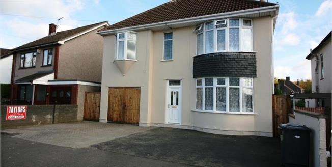 Offers Over £360,000, 4 Bedroom Detached House For Sale in Bristol, BS16