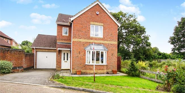 Asking Price £365,000, 3 Bedroom Detached House For Sale in Emersons Green, BS16