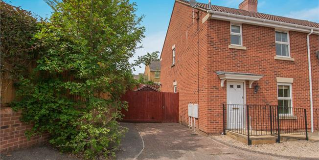 £290,000, 3 Bedroom Semi Detached House For Sale in Stapleton, BS16
