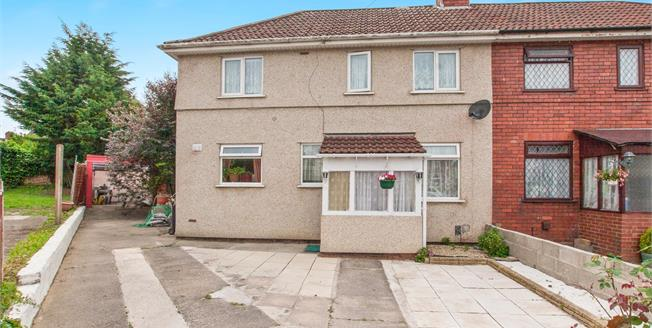 Offers in excess of £205,000, 3 Bedroom Semi Detached House For Sale in Bristol, BS16
