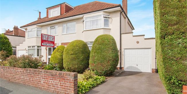 Offers Over £319,950, 3 Bedroom Semi Detached House For Sale in Bristol, BS16