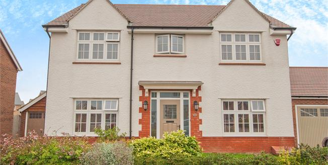Offers Over £499,950, 4 Bedroom Detached House For Sale in Bristol, BS16