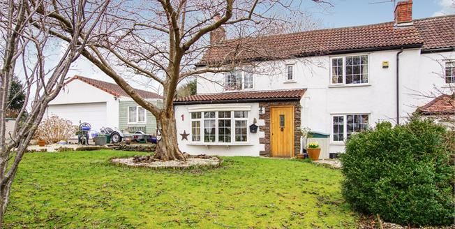 Asking Price £650,000, 4 Bedroom Semi Detached Cottage For Sale in Hambrook, BS16