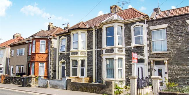 Asking Price £250,000, 3 Bedroom Terraced House For Sale in Downend, BS16