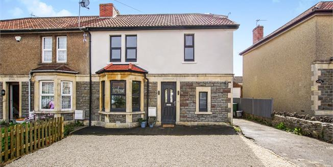 Guide Price £400,000, 3 Bedroom Semi Detached House For Sale in Soundwell, BS16