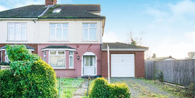 Asking Price £380,000, 4 Bedroom Semi Detached House For Sale in Mangotsfield, BS16