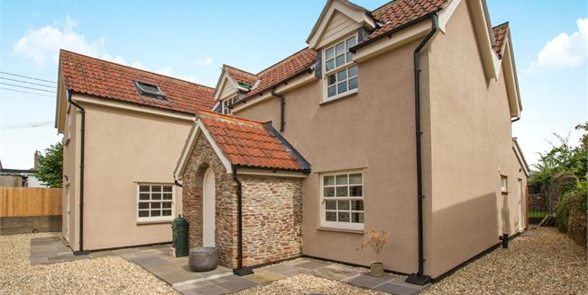 Guide Price £760,000, 4 Bedroom Detached Cottage For Sale in Frampton Cotterell, BS36
