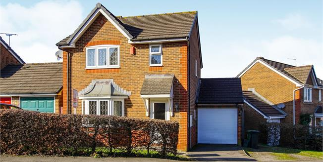 Offers in excess of £350,000, 3 Bedroom Detached House For Sale in Emersons Green, BS16